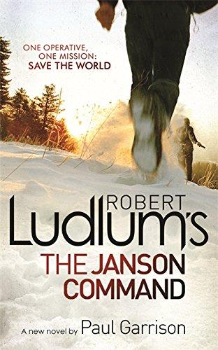 9781409121176: Robert Ludlum's The Janson Command