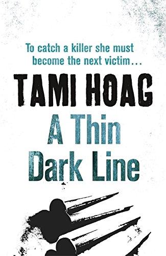 9781409121480: A Thin Dark Line