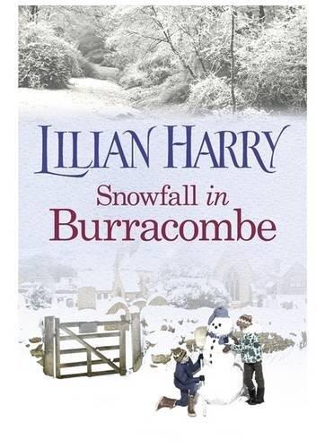 9781409122340: Snowfall in Burracombe (Christmas Fiction)