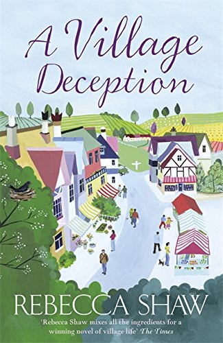 9781409122968: A Village Deception (Turnham Malpas)