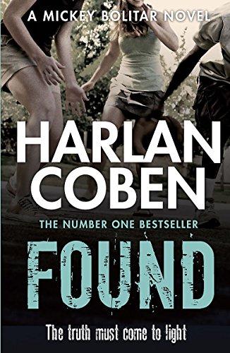 9781409124511: Found (Mickey Bolitar 3)