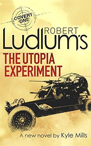 9781409129288: Robert Ludlum's The Utopia Experiment