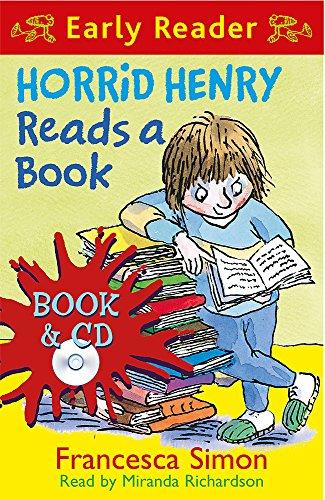 9781409131755: Horrid Henry Reads a Book (Horrid Henry Early Reader)