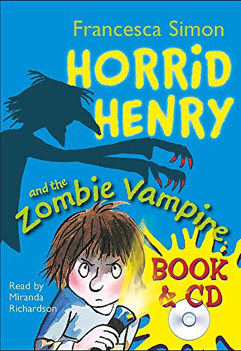 9781409132240: Horrid Henry and the Zombie Vampire (Book & CD)