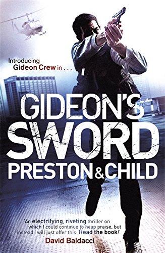 9781409133131: Gideon's Sword