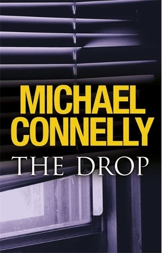 THE DROP - SIGNED FIRST EDITION FIRST PRINTING
