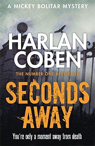9781409135371: Seconds Away (Mickey Bolitar 2)