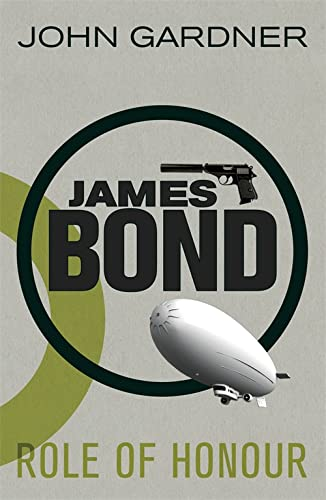 9781409135654: Role of Honour (James Bond)