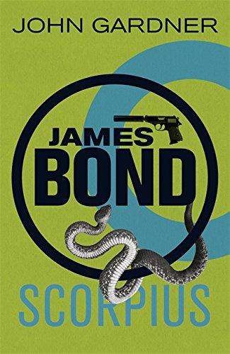 9781409135685: Scorpius (James Bond)