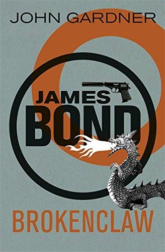 Brokenclaw (James Bond): John Gardner