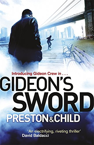 9781409135814: Gideon's Sword: A Gideon Crew Novel