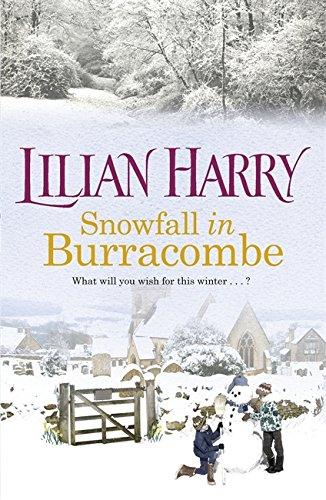 9781409136323: Snowfall in Burracombe (Burracombe Novels)