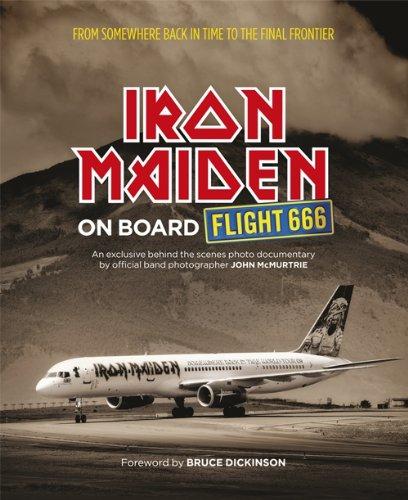 9781409137597: Iron Maiden: On Board Flight 666