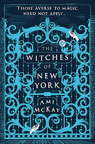 9781409143512: The Witches of New York