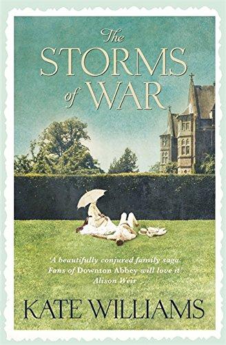 9781409144885: The Storms of War (De Witt Family 1)