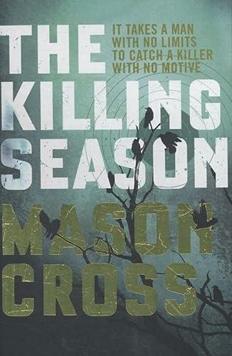 9781409145677: The Killing Season: Carter Blake Book 1 (Carter Blake Series)
