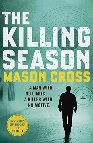 9781409145691: The Killing Season: Carter Blake Book 1 (Carter Blake Series)
