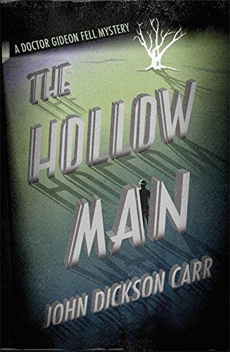 9781409146322: The Hollow Man