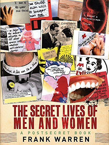 9781409146438: The Secret Lives of Men and Women: A PostSecret Book