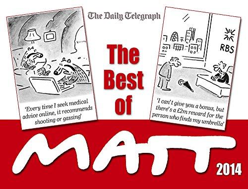9781409148173: The Best Of Matt 2014