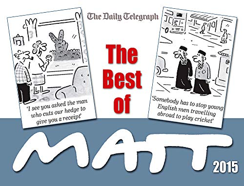 9781409148340: The Best of Matt 2015