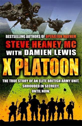 9781409148487: X Platoon