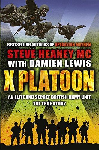 9781409148500: X Platoon