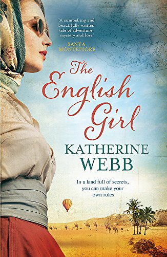 9781409148548: The English Girl: A compelling, sweeping novel of love, loss, secrets and betrayal
