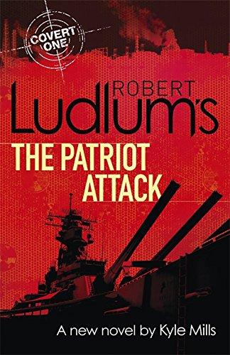 9781409149378: Robert Ludlum's The Patriot Attack