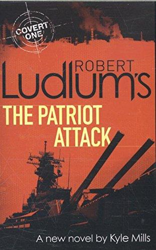 9781409149644: Robert Ludlum's The Patriot Attack