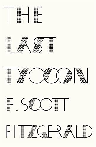 9781409150374: The Last Tycoon