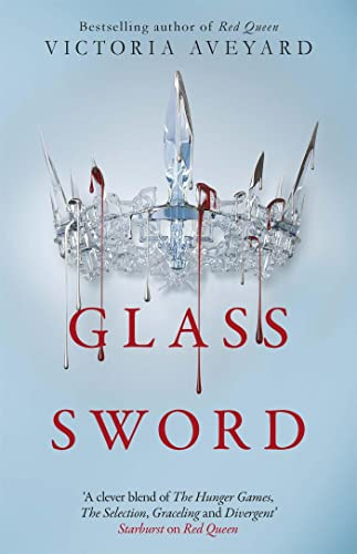 Glass Sword (Paperback): Victoria Aveyard
