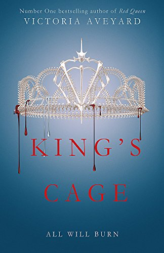 9781409151197: Red Queen 3. King´s Cage
