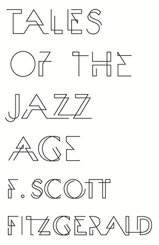 9781409151838: Tales of the Jazz Age