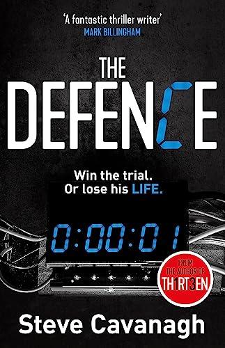 9781409152316: The Defence: Eddie Flynn Book 1