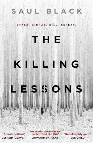 THE KILLING LESSONS - THE 1ST VALERIE HART CRIME THRILLER - SIGNED FIRST EDITION FIRST PRINTING