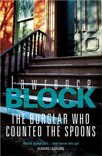 9781409153559: The Burglar Who Counted The Spoons (Bernie Rhodenbarr)