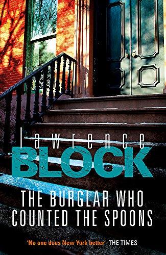 9781409153573: The Burglar Who Counted The Spoons (Bernie Rhodenbarr 11)