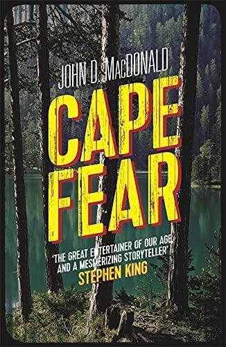 9781409155454: Cape Fear