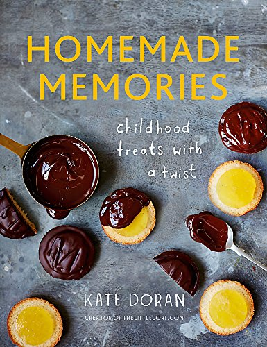 9781409155799: Homemade Memories: Childhood Treats With A Twist