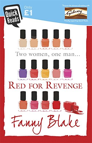 9781409157465: Red For Revenge (Quick Reads 2015)