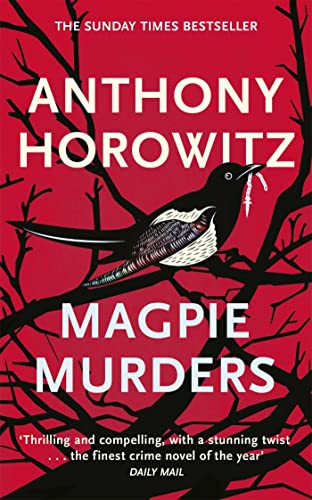 9781409158387: Magpie Murders: the Sunday Times bestseller crime thriller with a fiendish twist