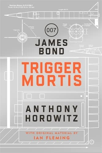 TRIGGER MORTIS (SIGNED COPY): HOROWITZ, Anthony