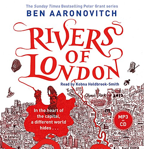 9781409161943: Rivers of London: The First PC Grant Mystery