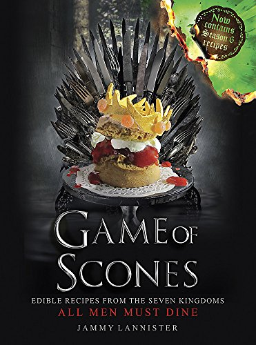 9781409170310: Game of Scones: All Men Must Dine