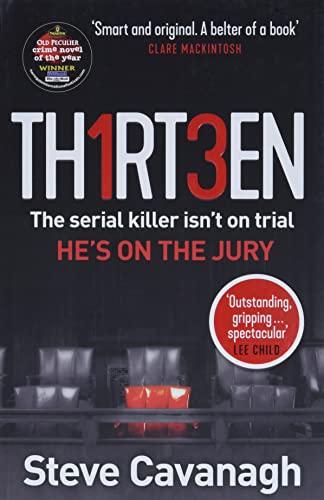 9781409170679: Thirteen: The serial killer isn't on trial. He's on the jury (Eddie Flynn)