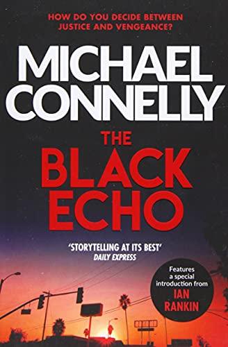 9781409172789: The Black Echo (Harry Bosch Series)