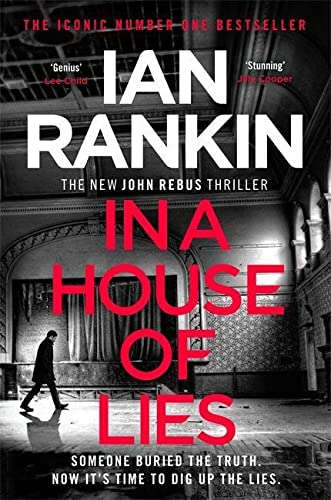 9781409176909: In a House of Lies: The Number One Bestseller (Inspector Rebus 22)