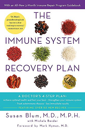 9781409179474: The Immune System Recovery Plan [Paperback] [Jan 01, 2018] Susan Blum