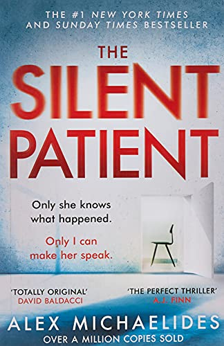 9781409181637: The Silent Patient: The record-breaking, multimillion copy Sunday Times bestselling thriller and Richard & Judy book club pick